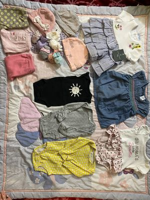 Baby girl clothes for Sale in Kent, WA