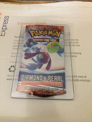 Pokemon Booster pack sealed for Sale in Yorba Linda, CA