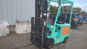 Electric fork lift model # 2fbc15 runs and drives needs brake work for Sale in Johnston, RI