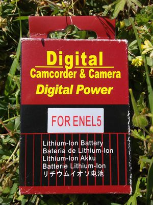 Digital camera batery for Sale in Tarboro, NC