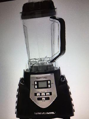 Montel Willams LWHME Healthmaster Elite Blender for Sale in Mansfield, TX