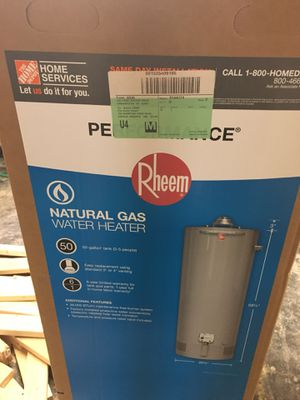 Brand new water heater for Sale in Capitol Heights, MD