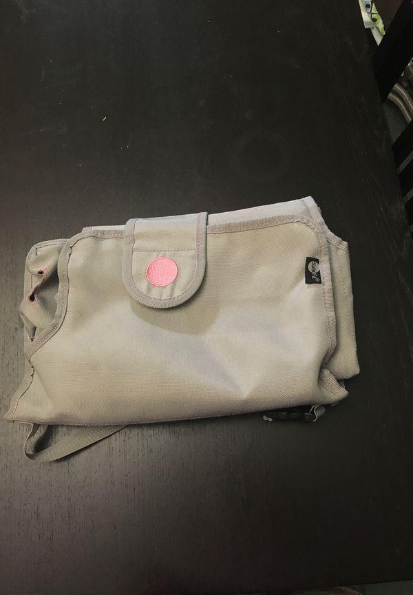 Diaper changing bag