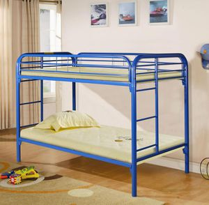 Blue Bunk Bed for Sale in The Bronx, NY