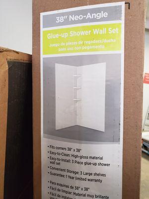 Shower wall set for Sale in San Bernardino, CA