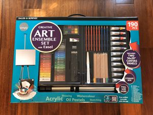 190 Piece Art set (brand new) for Sale in Seal Beach, CA
