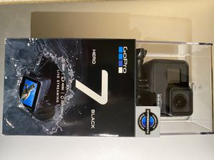 Gopro hero 7 black for Sale in San Jose, CA