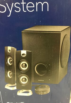 Wireless Bluetooth speakers with subwoofer for Sale in Lewis Center, OH