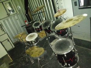 Pearl drum kit for Sale in Denver, CO