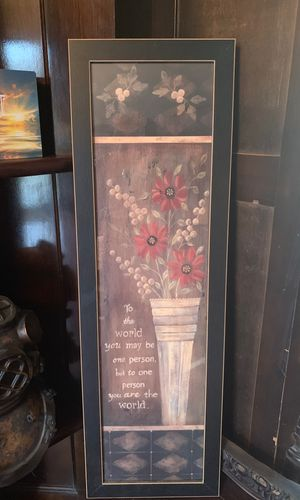 French country wall art for Sale in Wadsworth, IL