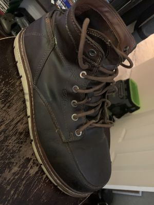 Keen work boots for Sale in Alta Loma, CA