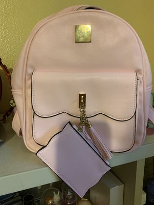 Mini backpack pink for Sale in Round Rock, TX