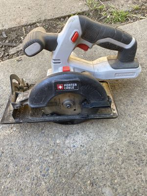Porter cable saw for Sale in Sheridan, OR