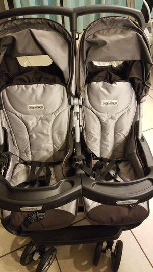 Peg prego aria black and grey stroller for Sale in DeLand, FL
