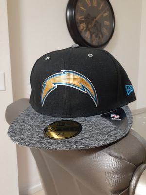 San Diego Chargers NFL16 Draft New Era 5950 Cap for Sale in Chula Vista, CA