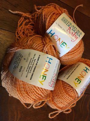 Filatura Di Crosa Baby Honey Yarn for Sale in Acton, MA