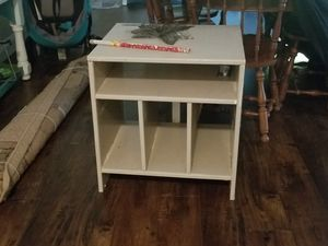 4 shelf table small for Sale in Palm Coast, FL