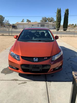 2012 Honda Civic Si for Sale in Los Angeles, CA