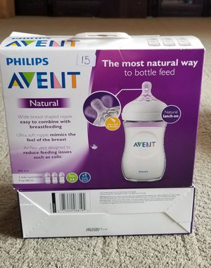 New Avent natural 9oz bottle for Sale in Riverside, CA