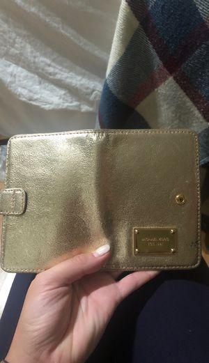 Michael Kors passport holder/ wallet for Sale in Fontana, CA