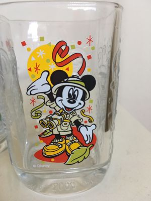 McDonald's Disney World 2000 Glasses for Sale in Woodbridge, VA