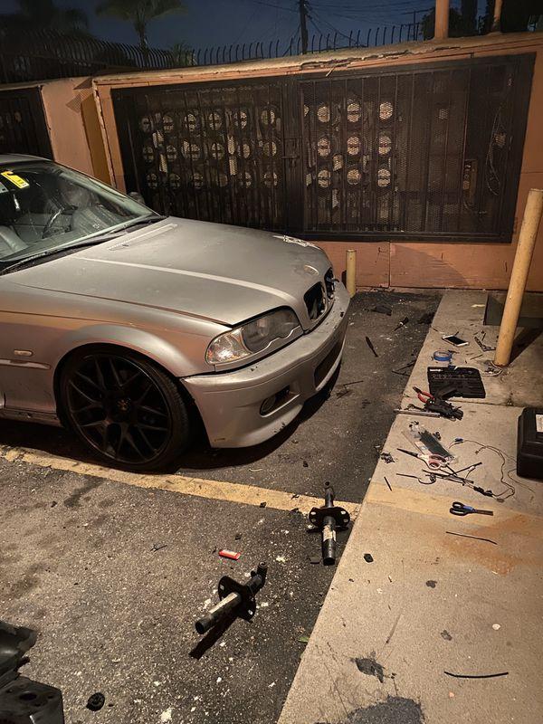 2000 BMW e46 323 Ci