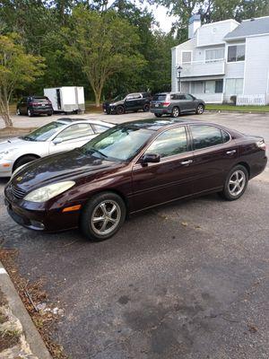 2004 Lexus es 350 for Sale in Norfolk, VA