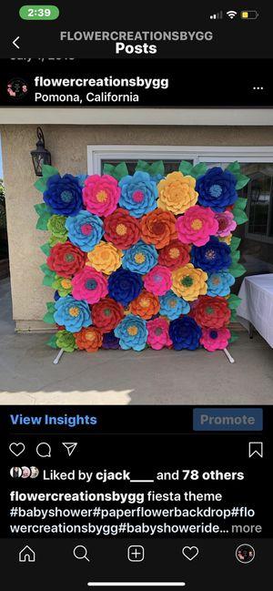 Fiesta theme wall 6x6 for Sale in San Bernardino, CA