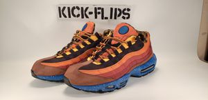 Nike Air Max 95- Campfire Pack- Men's Size 12 for Sale in Austin, TX