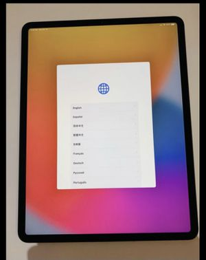 iPad Pro 12.9 cellular AT&T 128gigs 4th for Sale in Rosemead, CA
