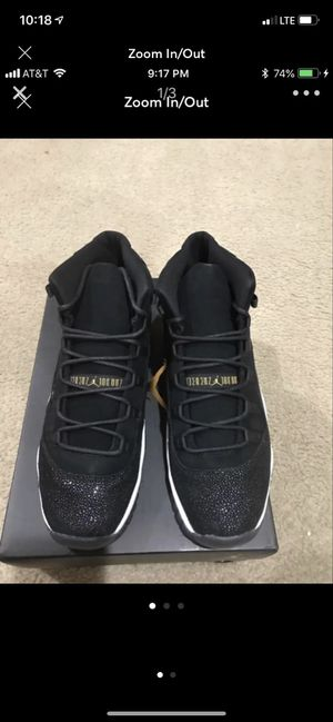 low priced f3e57 3b2d4 Air Jordan 11 size 4Youth/ 5.5 Womens for Sale in Kent, WA ...