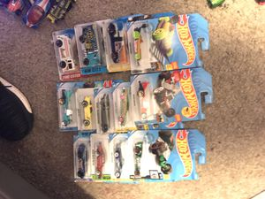 Half vintage and half new hot wheels for Sale in Wheat Ridge, CO