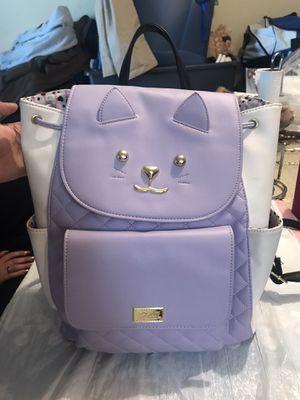Betsy Johnson full sized cat themed backpack for Sale in Woodbridge, VA