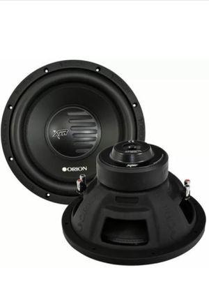 "12"" Orion XTR 2400 watts for Sale in Chula Vista, CA"