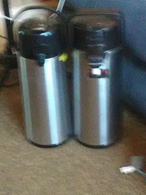 2 large capacity airpots for Sale in Lorain, OH