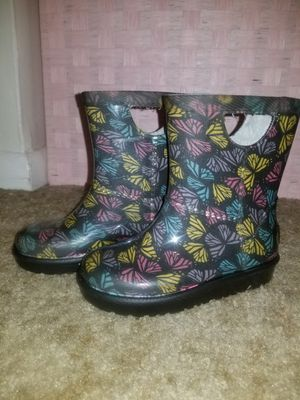 Toddler Girl UGG Rain Boots for Sale in Statesville, NC