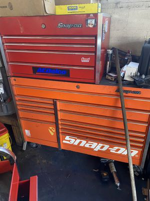Snap on tool box for Sale in Tacoma, WA