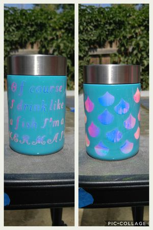 Metal can koozie for Sale in Dickinson, ND