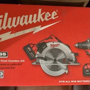 M18 Brushless 2 Tool Combo Kit for Sale in Stockton, CA