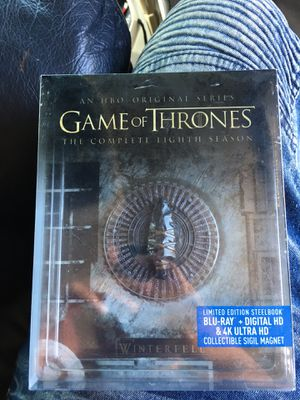 GAME OF THRONES ALL EIGHT SEASONS for Sale in Pembroke Pines, FL