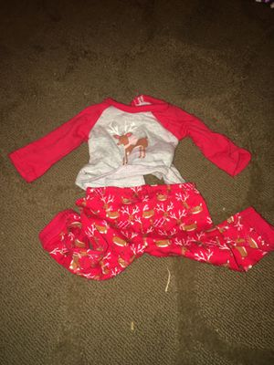 Rain dear America girl doll pajamas for Sale in Alexandria, VA
