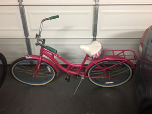 Child-size Pink Bicycle for Sale in Stanton, CA