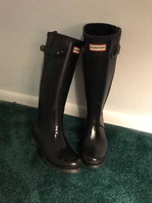 Hunter rain boots for Sale in Virginia Beach, VA
