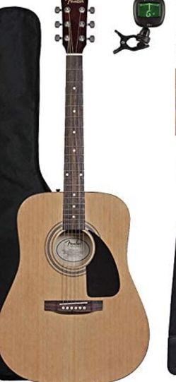 Fender Acoustic guitar Starter Set for Sale in Chandler,  AZ