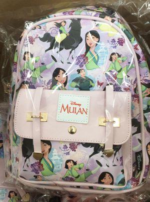 Mulan Disney mini backpack for Sale in Los Angeles, CA