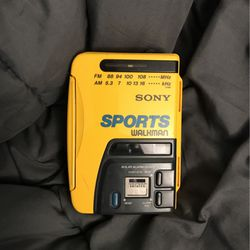 90s Vintage Sony Sports Walkman🔥🔥 for Sale in West Bloomfield Township,  MI