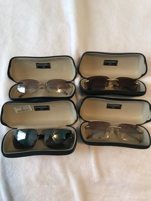 Authentic Chanel sunglasses for Sale in Norco, CA