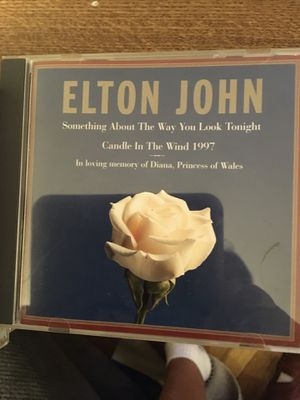 Elton john in cd ((((Or best offer for Sale in Brooklyn, NY
