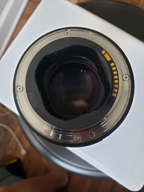 Canon 135mm f2 (Lord of the rings)