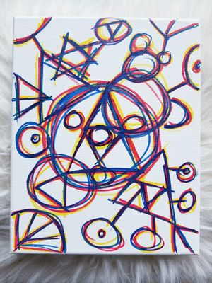 Abstract Painting for Sale in Huntington Beach, CA